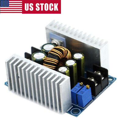 300w 20a Dc-dc Converter Step Up Step Down Buck- Step Boost Power Charger Usa