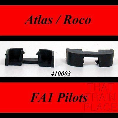 FA-1 PILOT PLOWS (2)    ROCO / ATLAS N Scale FA1