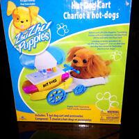 ZhuZhu Puppies Hot Dog Cart BNIB