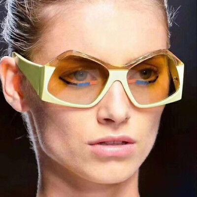 Funky Sunglasses Wacky Odd Shaped Hippie Trendy Eyewear Fashion Punk Shades 2018