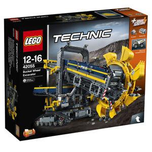 Lego Technic 42055 Bucket Wheel Excavator, brand new