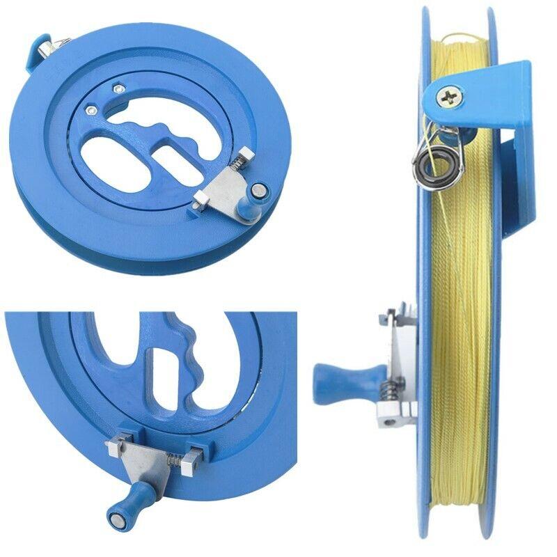 kite line winder winding reel grip wheel