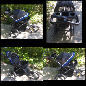 Like new stroller used handful of times