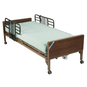 Fully Electric Hospital Bed + New Mattress (New in Box)