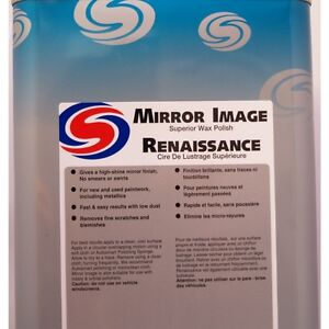AutoSmart Mirror Image Premium Car Care Polish Wax Bond Shine 5 L