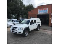 '58' 2008 FORD RANGER 2.5TDCi ( 143PS ) 4x4 Double Cab