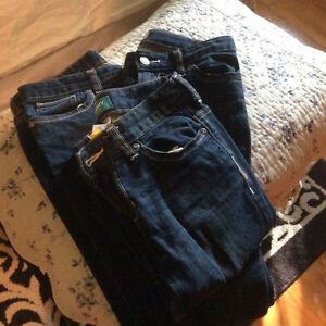 Old navy tweens jeans