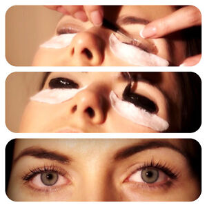 Semi permanent Keratin eyeLash lift/curl for natural lashes West Island Greater Montréal image 9