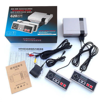 Classic 620 Nintendo Video Games Console Entertainment System USA SELLER ()