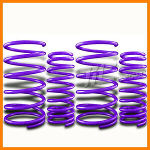 Drop Springs Honda Accord 86-89