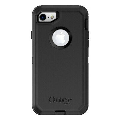 Otterbox Defender Case Cover for Apple iPhone 7/8 Case Black