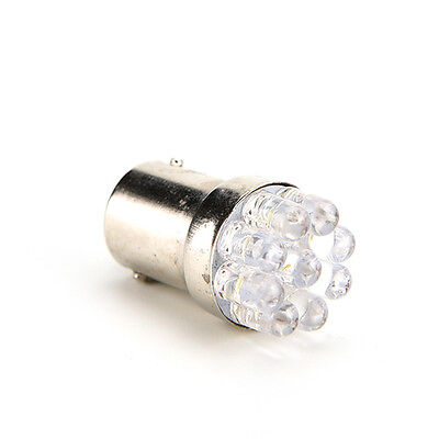 1 X White 9 LED 1157 Replacement Car Stop Tail Bulb Lamp N$T