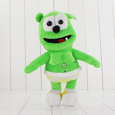 New Singing I AM A GUMMY BEAR Musical Gummibar Soft Plush Doll Toy 13
