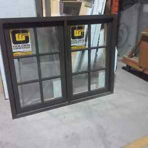 Clad Twin Casement Window from Golden Windows (C-74)