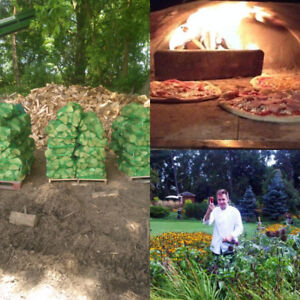 Restaurant Quality Firewood Sale ! Smoker Pizza Ovens