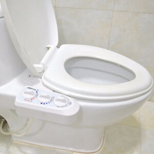 DUAL TEMPERATURE TOILET BIDET