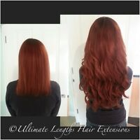 Ultimate Lengths Hair Extensions - Hair Extension Technician