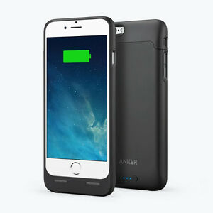 Phone 6 6S Battery Case, Anker Ultra Slim Extended Battery Case Cambridge Kitchener Area image 8