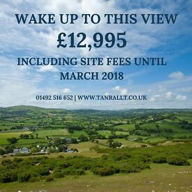 FREE STATIC CARAVAN | NORTH WALES | VIEW FOR SALE