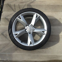 Audi S5 wheels mags jantes 19 OEM