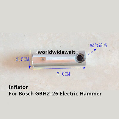 1pc Electric Hammer Parts Inflator For Bosch Gbh2-26