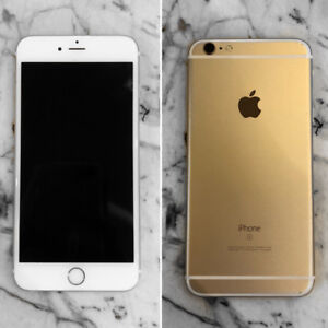 IPHONE 6S PLUS (Gold) - Great Condition