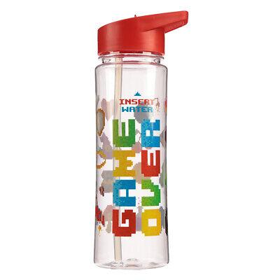 Trinkflasche Game Over Wasserflasche Flasche Fahrradflasche Retro