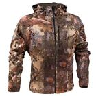 Men's Hunting Coats & Jackets with Hood Leafy Green