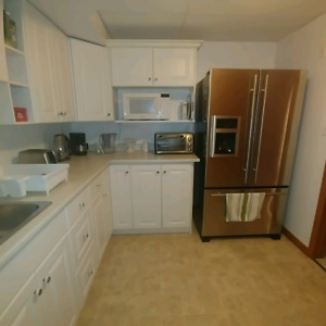 Extra large furnished room available immediately