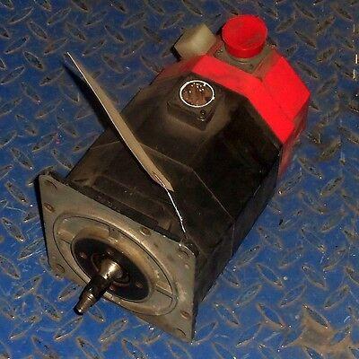 Fanuc Robotics Ac Servo Motor No Label Plug