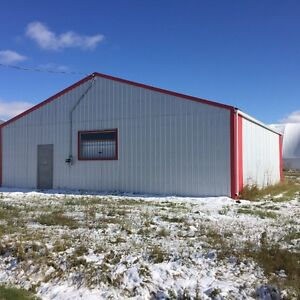 Aircraft Hangar For Sale Strathcona County Edmonton Area image 1