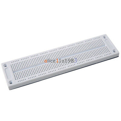 700 Tie Point Solderless Pcb Breadboard Syb-120 Self-adhesive Board Al