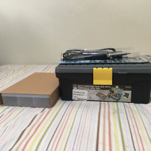 Electrician's Tool box (Beginner's)
