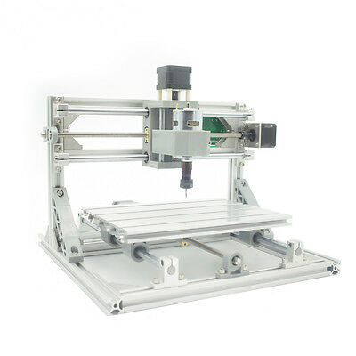 Diy Cnc 3018er11 Router Kit Grbl Control3axis Pcb Wood Engraver Milling Machine