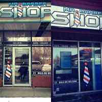 Mr.barber is looking for barbers