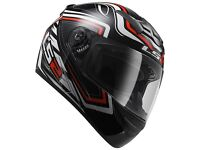 New LS2 FF352 Rookie Ranger Helmet Red/Black