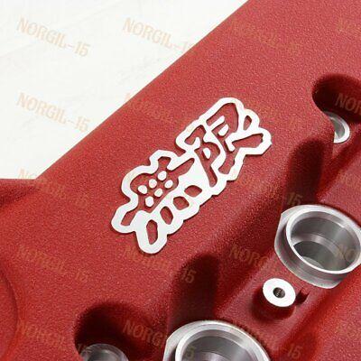 MUGEN Racing Rocker Valve Red Cover for Honda Civic B16 B17 B18 VTEC B18C GSR