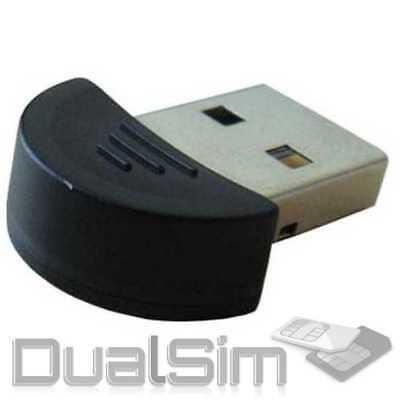 Bluetooth USB Stick Mini Dongle v2.0 USB 2.0 BT Nano Adapter bis 20m Reichweite