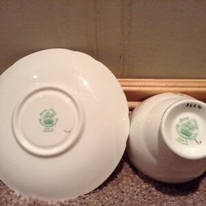 Boy Scouts of Canada tea cup and saucer -made in England Kitchener / Waterloo Kitchener Area image 2