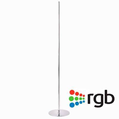 LEDBOX Lámpara de pie led LUMO KROB RGB, 45W High Power RGB