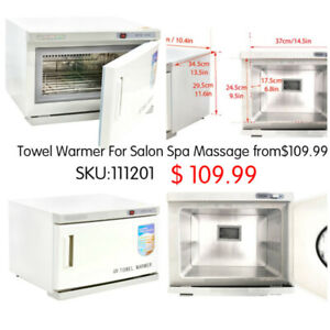 Towel Warmer For Salon Spa Massage from$109.99