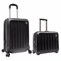 For sale brand new Travelers choice luggage,Glacier 2PC Hardside