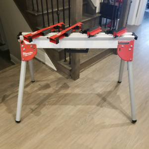 Milwaukee Tool Folding Mitre Saw Stand
