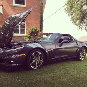 2010 Chevrolet Corvette Coupe (2 door)