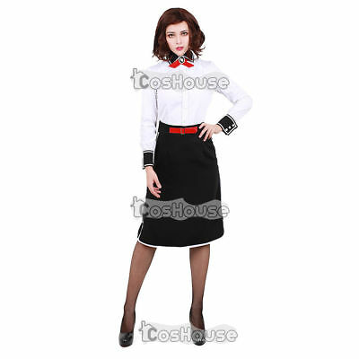 Burial at Sea Elizabeth Cosplay Costume BioShock Infinite (Elizabeth Costume)