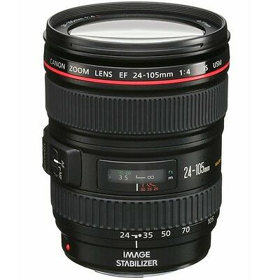 Canon EF 24-105mm F/4 L IS USM Kit-Objektiv *Weiße Kiste* - Neu