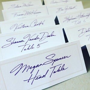 Calligraphy Services Cornwall Ontario image 1
