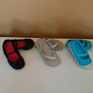 Size 8 Girl's toddler shoes Kitchener / Waterloo Kitchener Area image 1