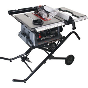 Porter-Cable Portable Table saw