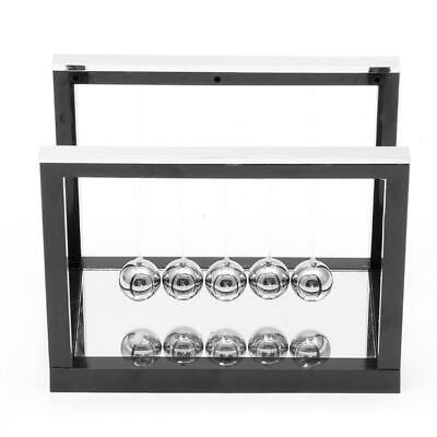 Newtons Cradle Steel Balance Ball Fun Decoration Physics Science Toy Gifts Small